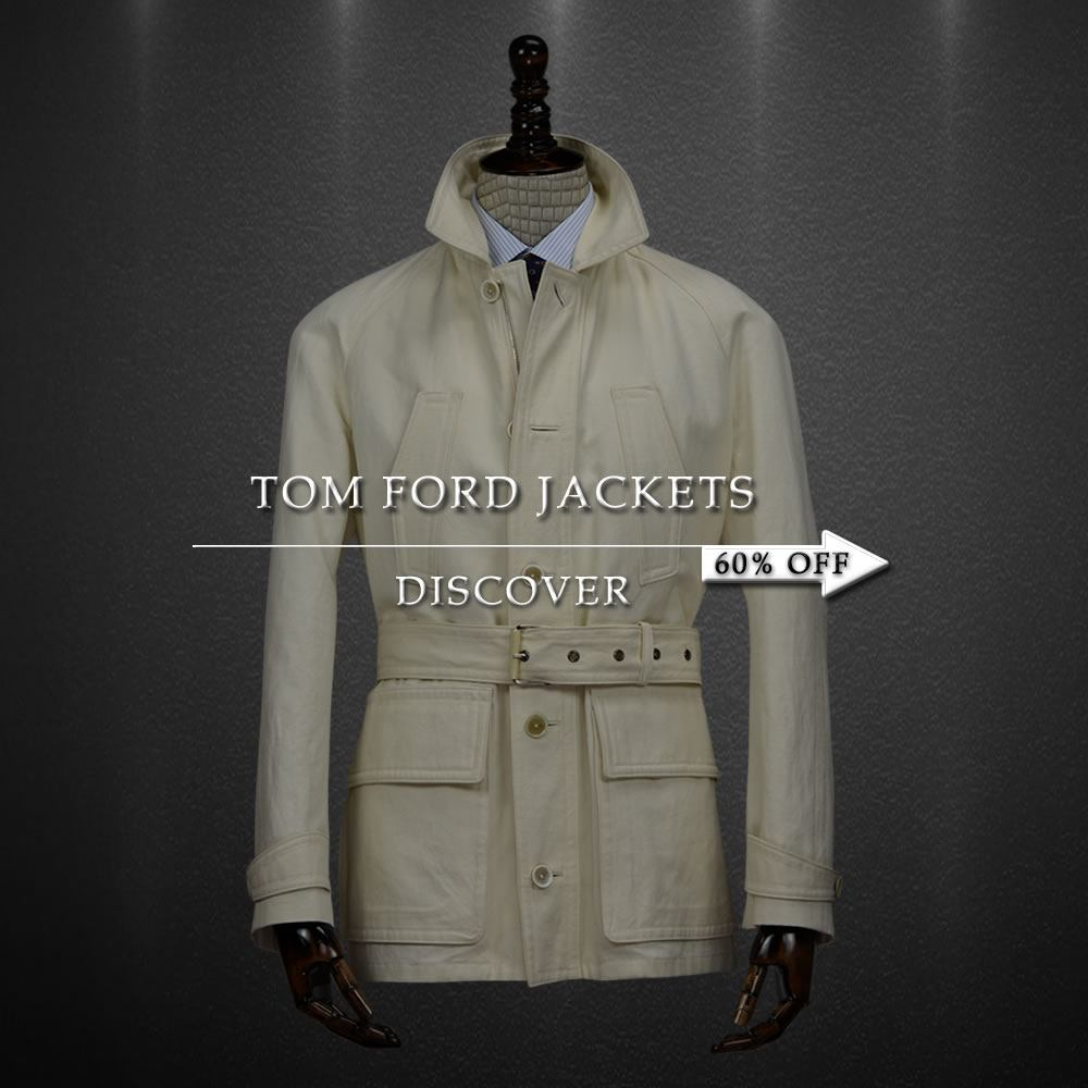 Tom Ford Jackets On Sale In Fashion Hub Vancouver Overstock Designers